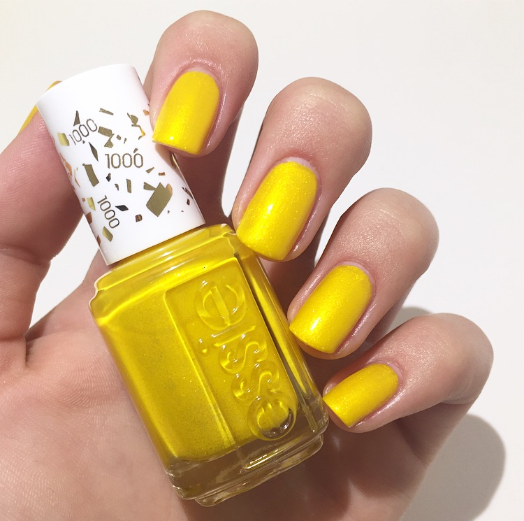 'Aim to Misbehave'- essie's 1000th shade!